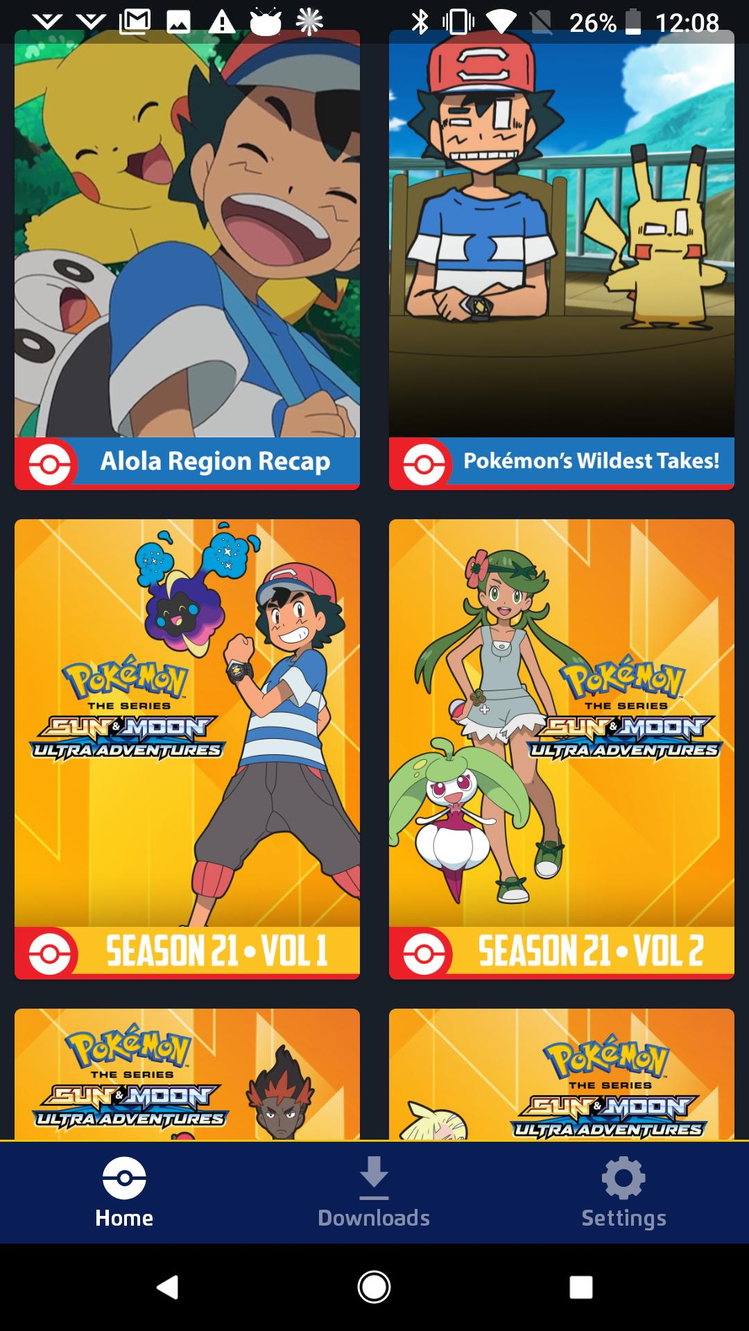 Pokemon Tv For Android Apk Download