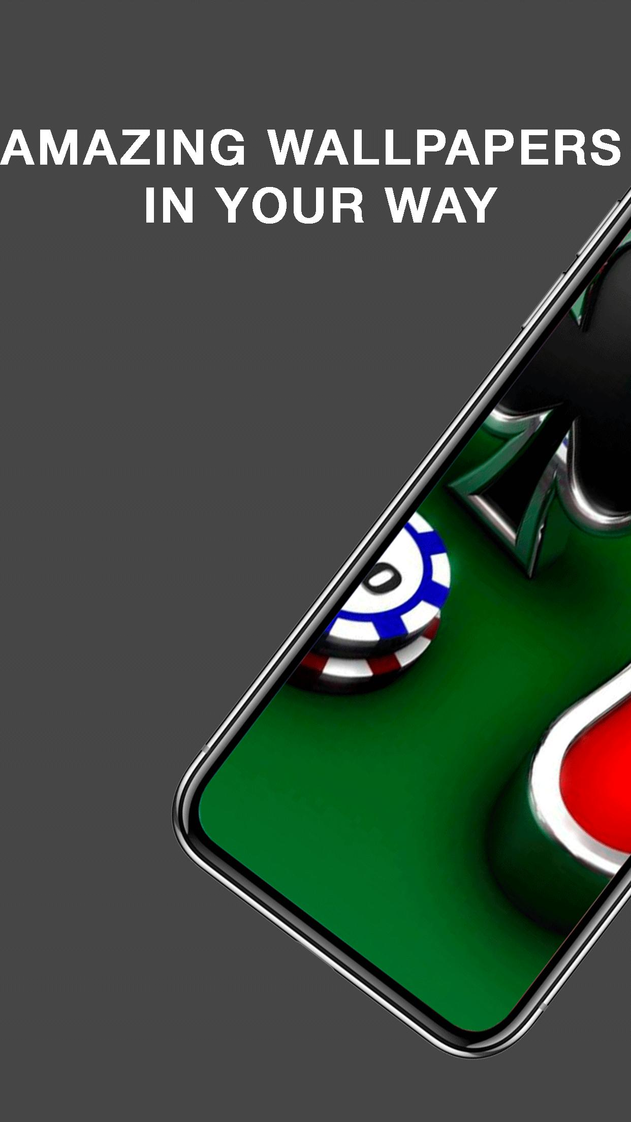 Poker Wallpaper Hd Live For Free For Android Apk