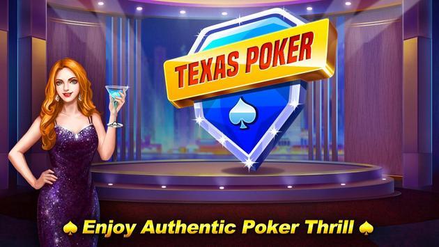 Poker Star: Texas Holdem Poker screenshot 1