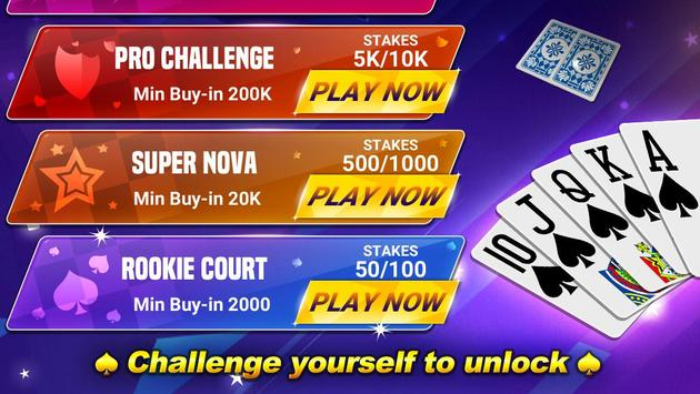 Poker Star: Texas Holdem Poker screenshot 2