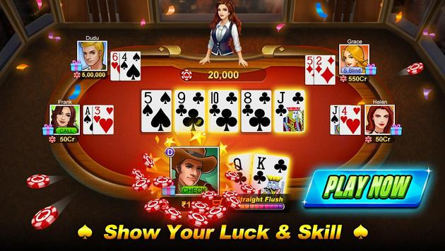 Poker Star: Texas Holdem Poker screenshot 3