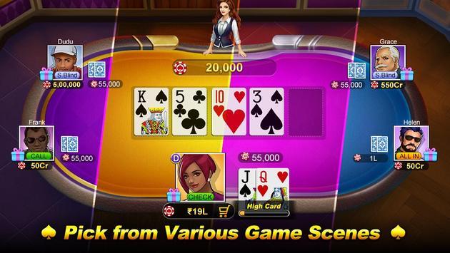Poker Star: Texas Holdem Poker screenshot 4