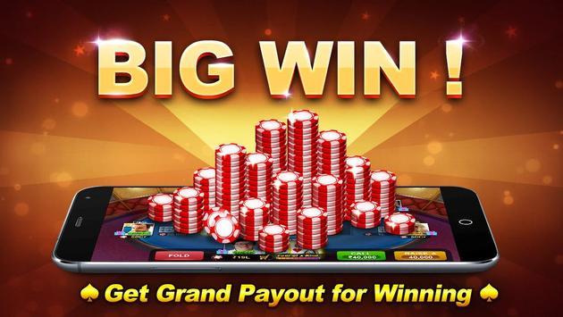 Poker Star: Texas Holdem Poker screenshot 5