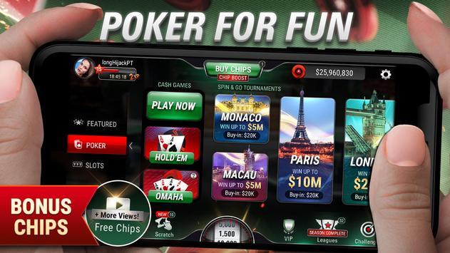 PokerStars Play screenshot 14