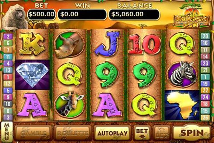 seneca niagara casino bears den Slot Machine