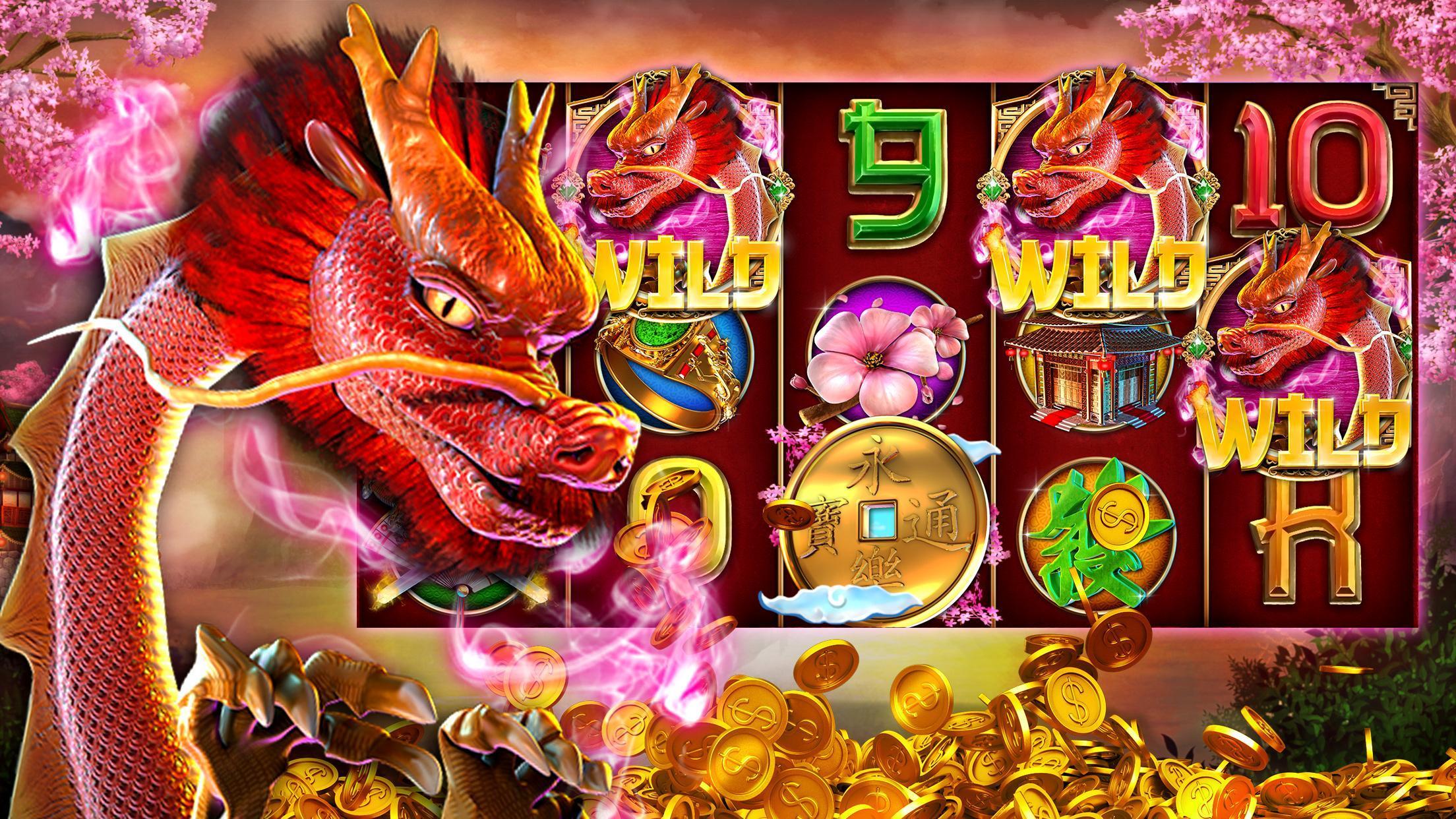 Pokie Magic Casino Slots poster