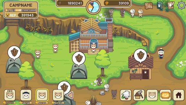 Cat Forest screenshot 1