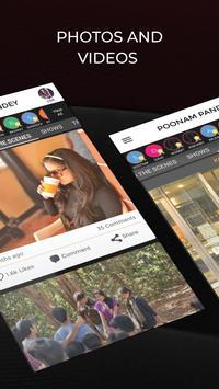 आधिकारिक पूनम पांडे ऐप स्क्रीनशॉट 3