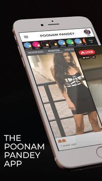 आधिकारिक पूनम पांडे ऐप पोस्टर