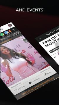 आधिकारिक पूनम पांडे ऐप स्क्रीनशॉट 5