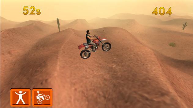 Trial Moto Cross screenshot 2