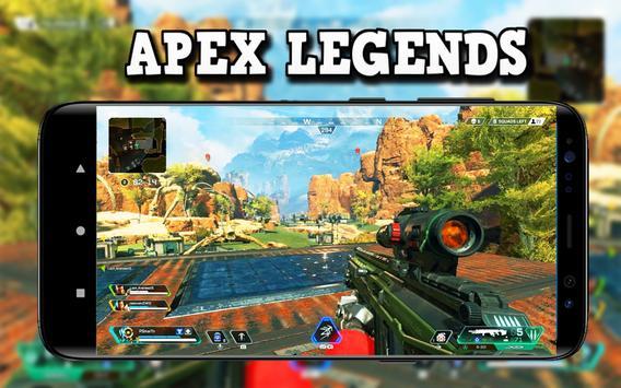Legends of Apex poster