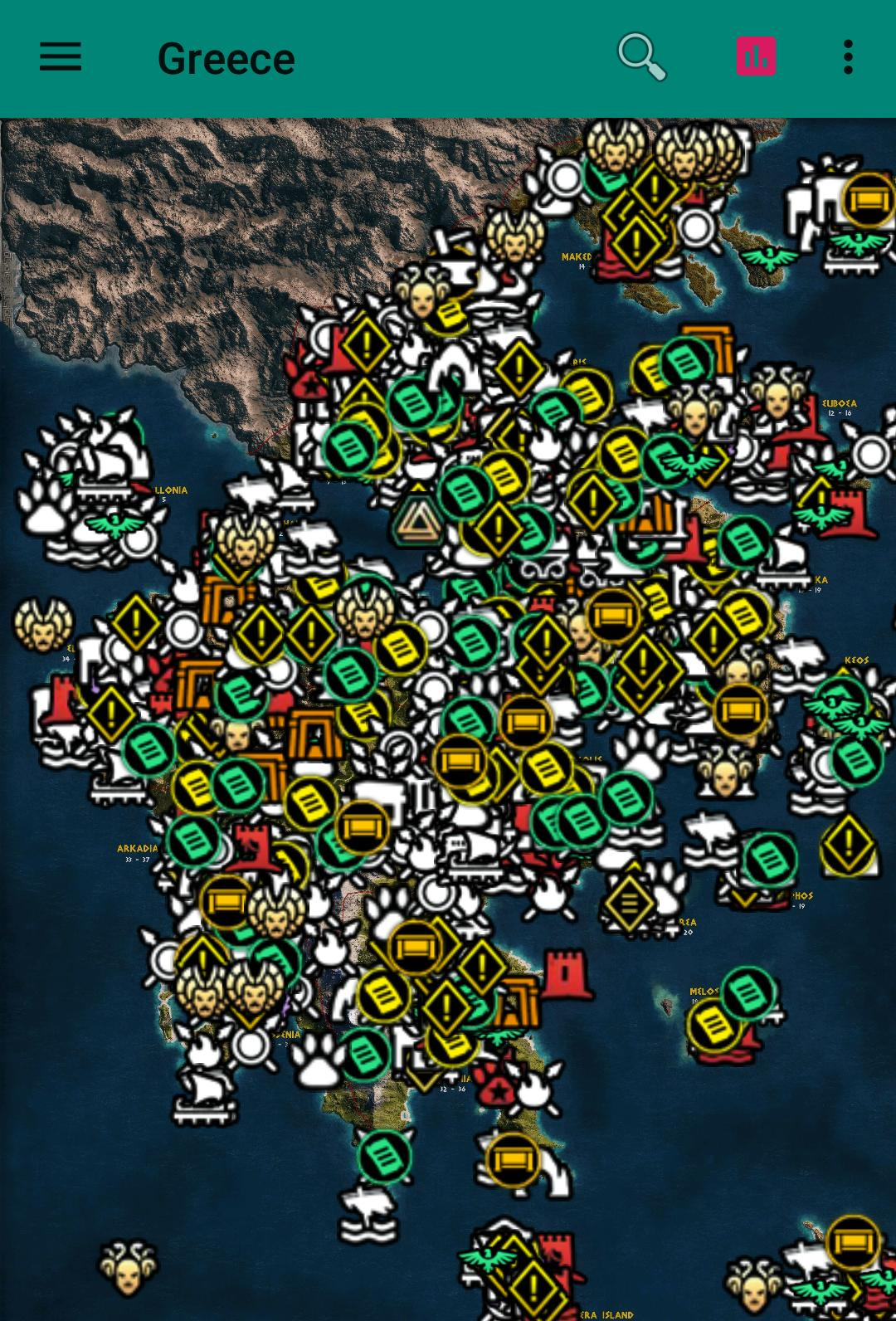 Gamemapr Ac Odyssey Map For Android Apk Download