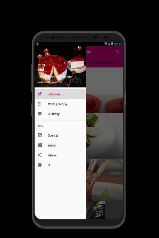 Polskie Przepisy Kulinarne For Android Apk Download