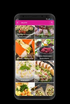 Polskie przepisy kulinarne screenshot 2