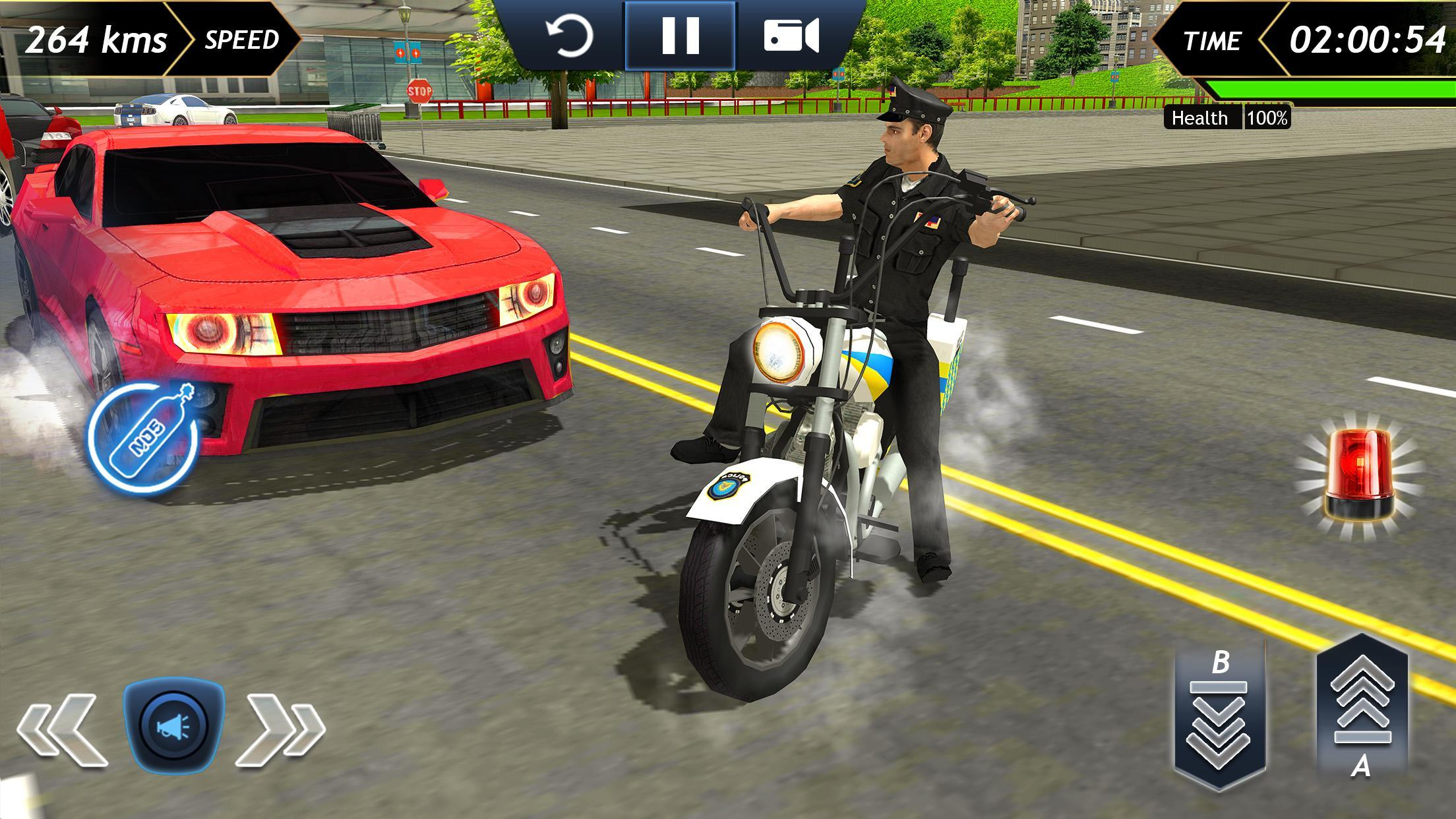 Police Bike Racing Free For Android Apk Download