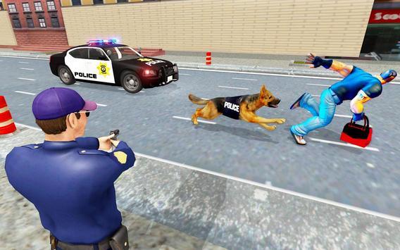 Police Dog Sim 2018 capture d'écran 8