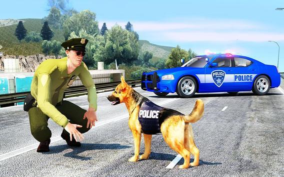 Police Dog Sim 2018 capture d'écran 10