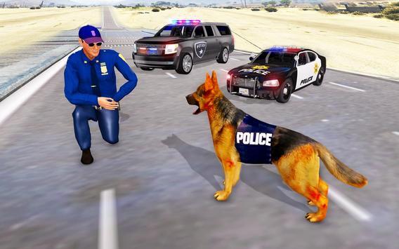 Police Dog Sim 2018 capture d'écran 3