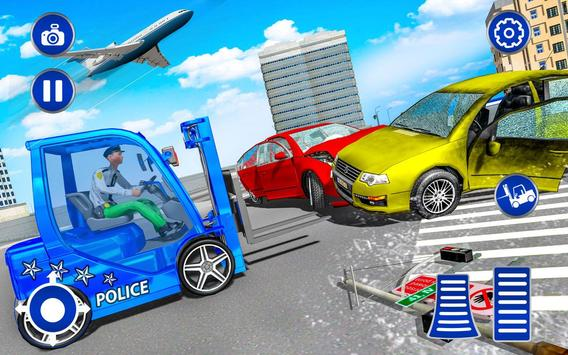 US Police Lifter Parking Simulator screenshot 4
