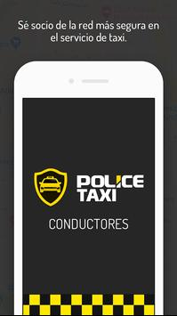 Police Taxi: Conductor poster