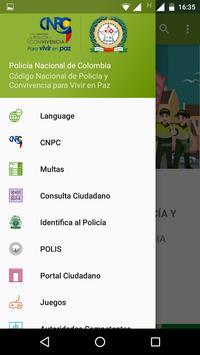 Código Nacional de Policía y Convivencia Ekran Görüntüsü 2