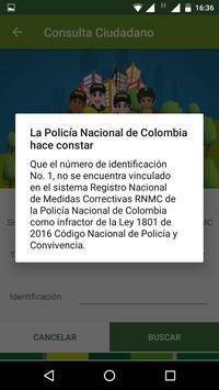 Código Nacional de Policía y Convivencia Ekran Görüntüsü 4
