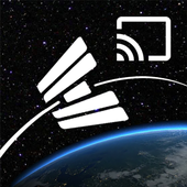 ISS on Live: Space Station Tracker & HD Earth View icon