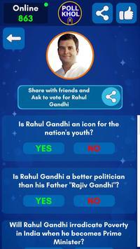Poll Khol screenshot 3