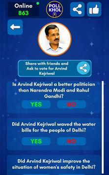 Poll Khol screenshot 12