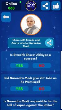 Poll Khol screenshot 2