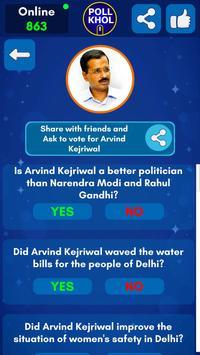 Poll Khol screenshot 4