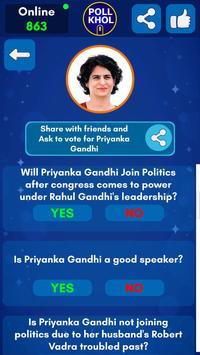 Poll Khol screenshot 6