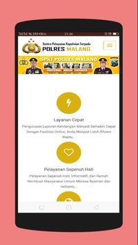 Malang E-Policing screenshot 4