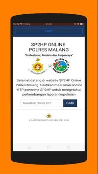 Malang E-Policing screenshot 7