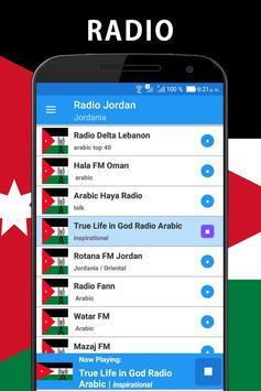 Jordan Radio Stations screenshot 3