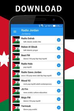 Jordan Radio Stations screenshot 2