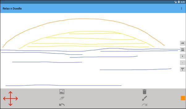 Relax n Doodle screenshot 1