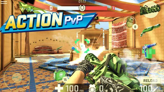 Combat Assault captura de pantalla 1