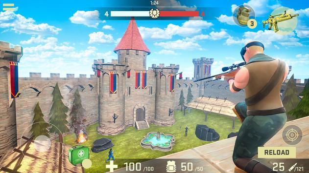 Combat Assault screenshot 2