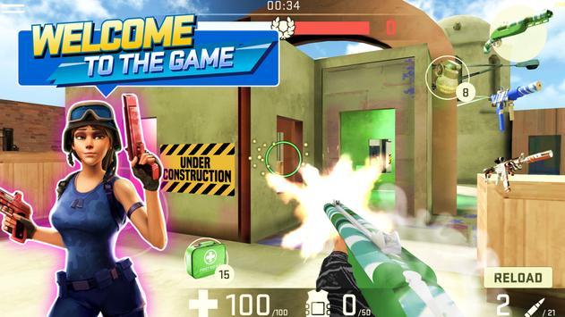 Combat Assault تصوير الشاشة 6