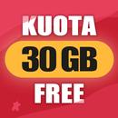 30GB Kuota Data GRATIS !!! APK Android