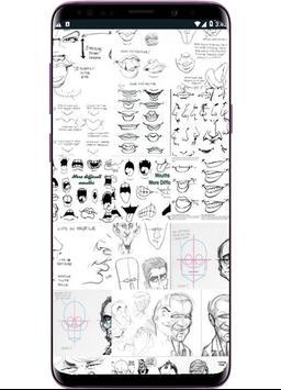 Drawing Caricatures Tutorial screenshot 1
