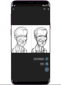 Drawing Caricatures Tutorial screenshot 4