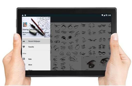 Drawing Caricatures Tutorial screenshot 9