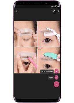 Eyebrow Tutorials screenshot 3