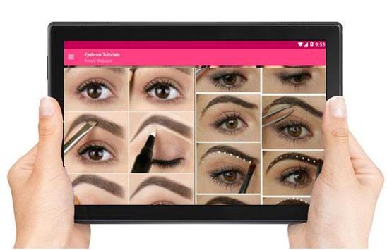 Eyebrow Tutorials screenshot 6