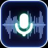 Pengubah suara, perakam suara & editor ikon