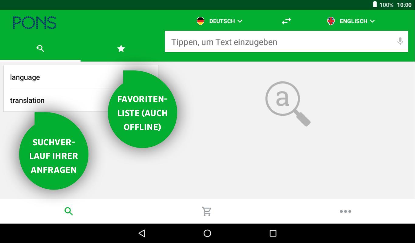 pons textübersetzung deutsch spanisch