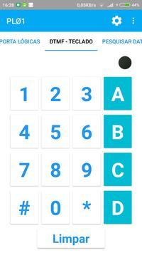 PL01  - DTMF Tone e Catálogo de Datasheet screenshot 2